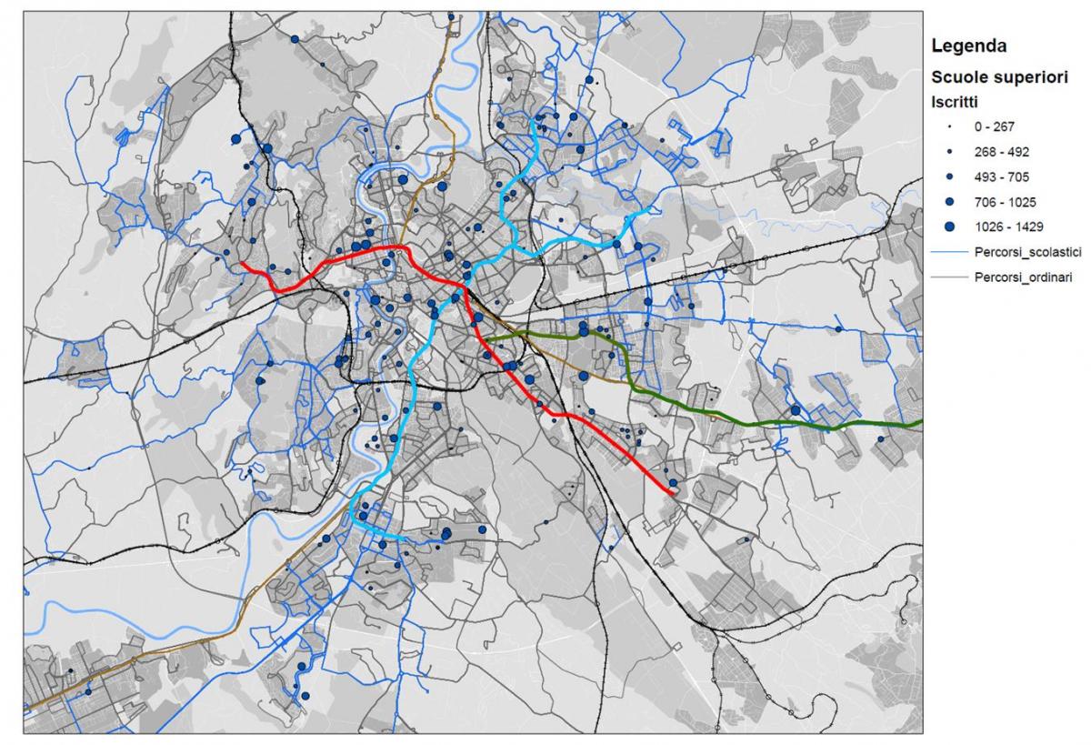 Potenziamento Del Trasporto Pubblico Per La Riapertura Delle Scuole Roma Servizi Per La Mobilita