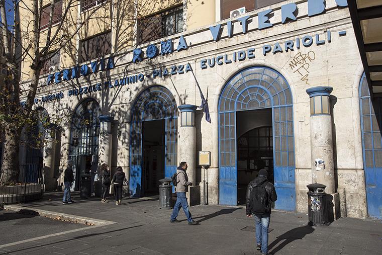 Stazione piazzale Flaminio