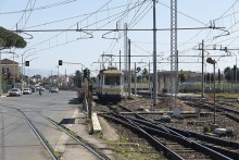 Termini Giardinetti, tracks